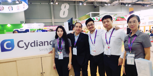 Cydiance enhances on-site data support in China